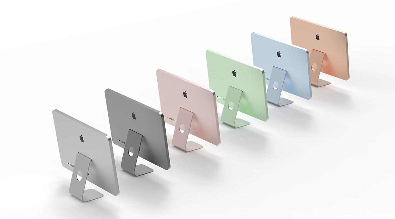 Apple refuerza la apuesta de sus propios chips: el M1 llega al iMac y iPad Pro