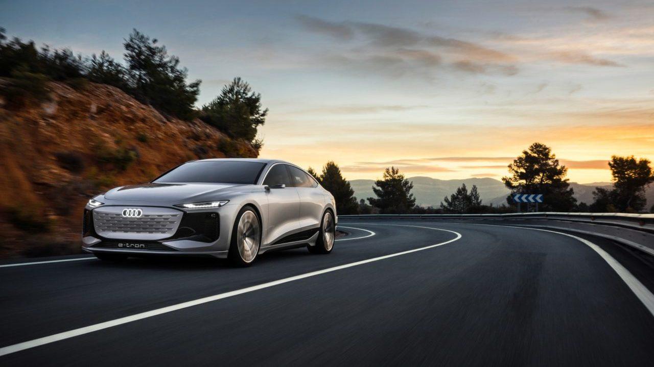 Audi autos eléctricos