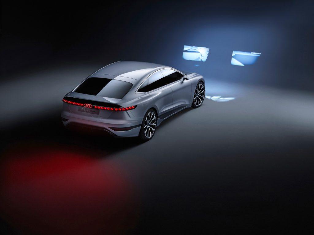 Audi A6 eléctrico