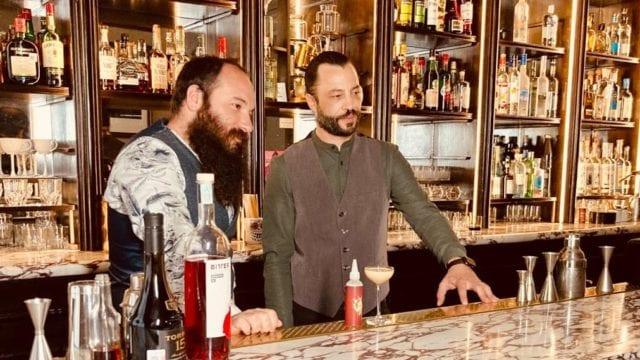 1930 Benjamin Cavagna italia bar