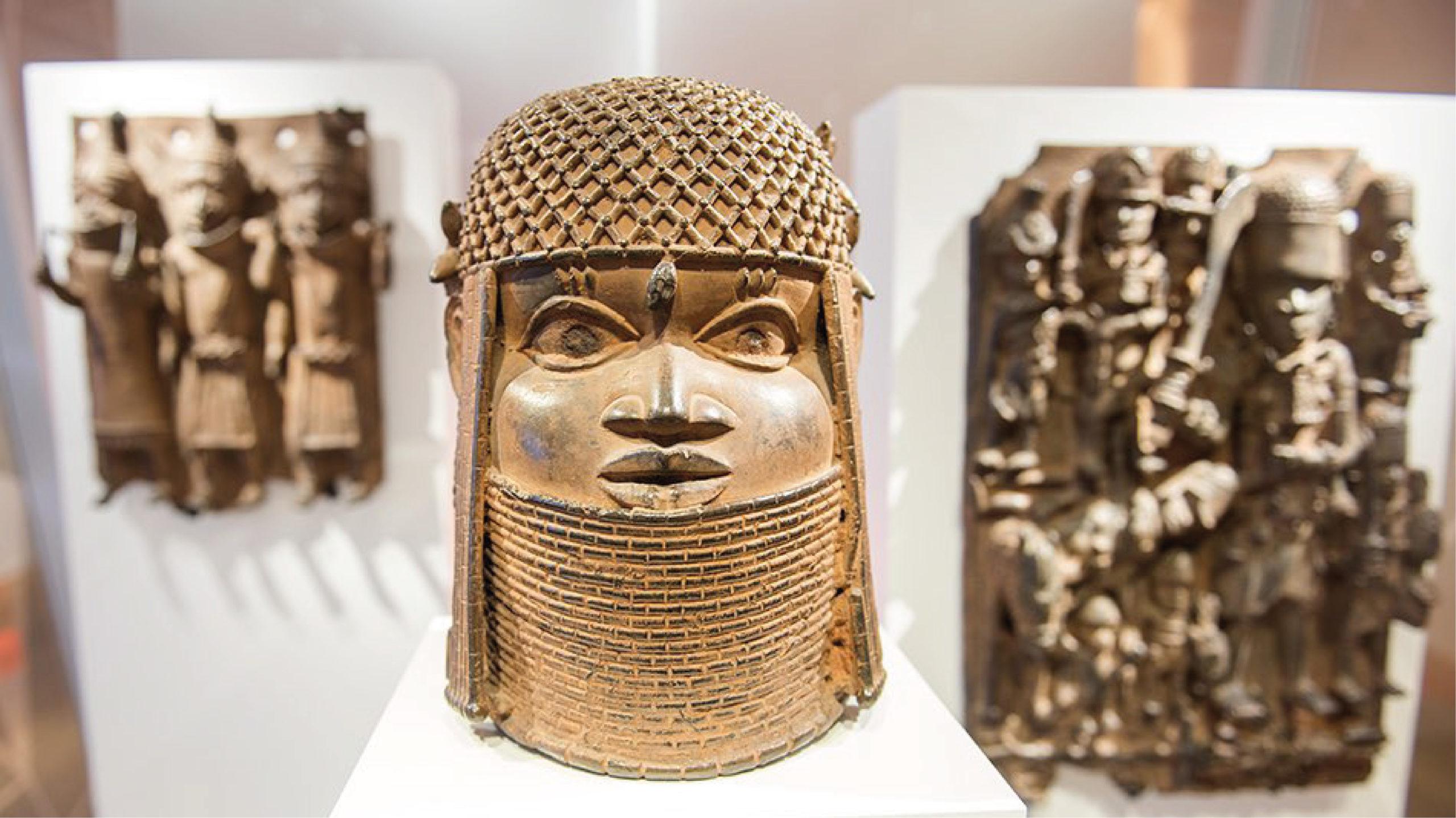 Alemania devolverá a Nigeria piezas incautadas en la era colonial