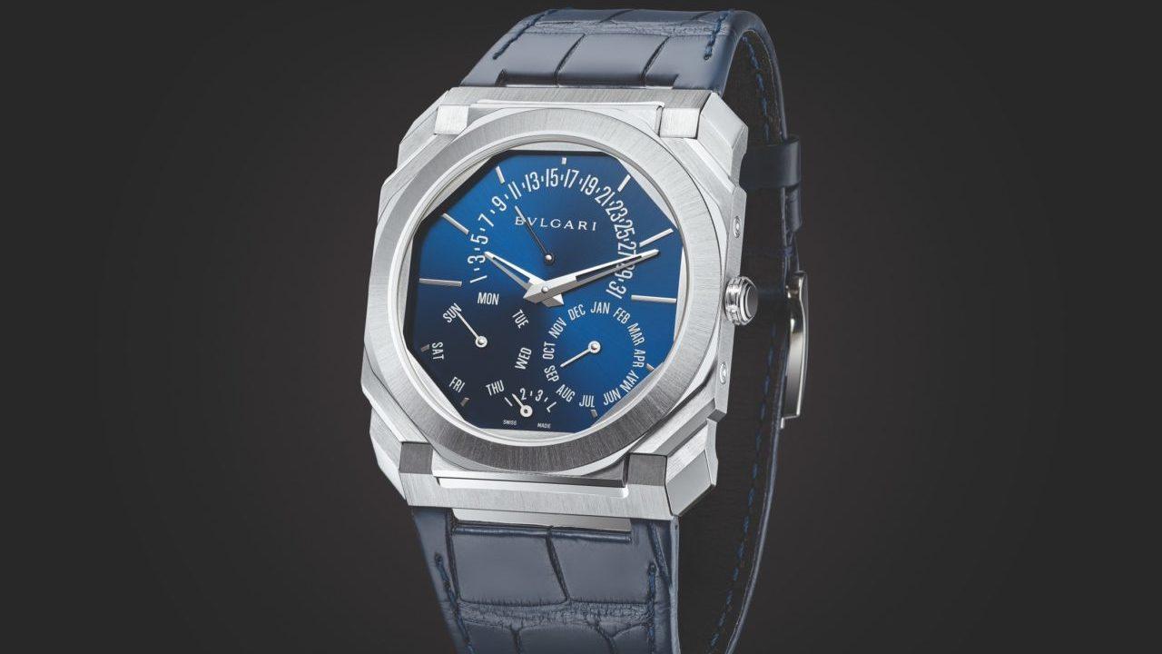 Octo Finissimo: Bvlgari desafía los límites de la alta relojería