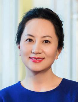 Ms. Meng Wanzhou (Sabrina Meng) Deputy Chairwoman, CFO