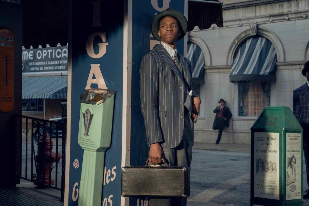 Chadwick Boseman Oscar ganadores
