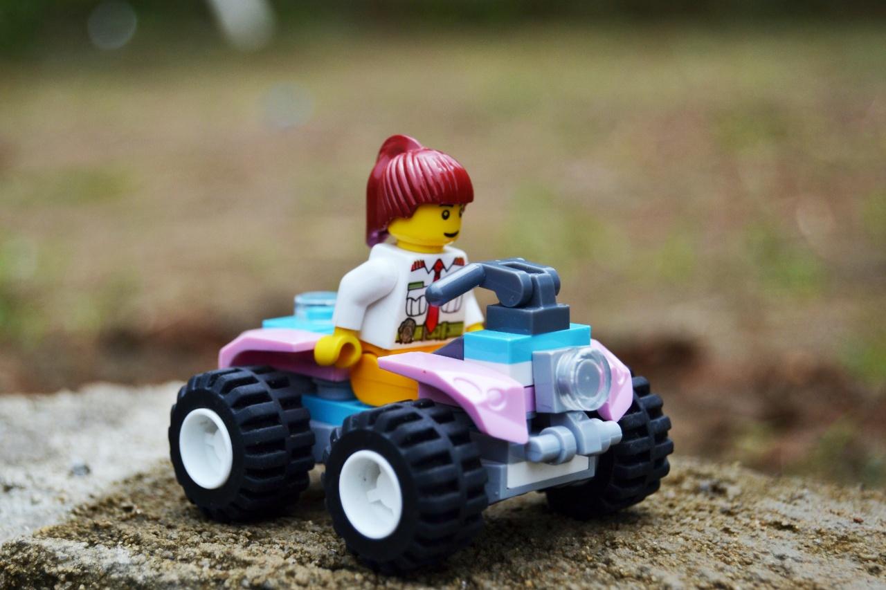 Desde un Mini hasta una cuatrimoto: Vehículos para conducir como grande