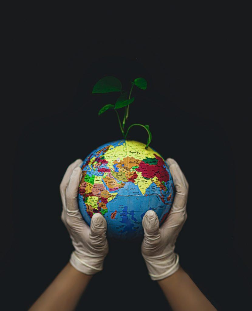 Cuidado del planeta