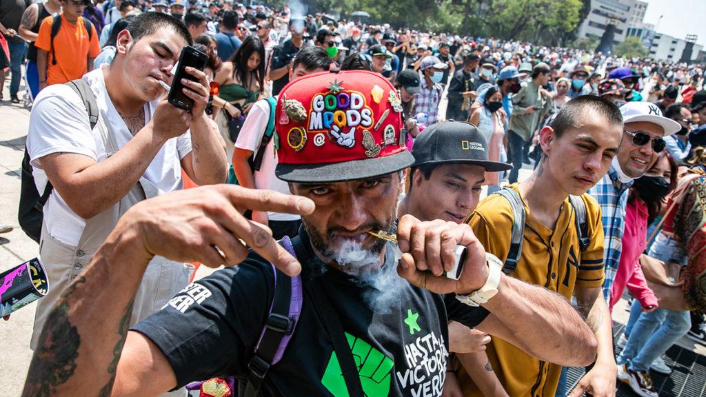 Dia mundial de la mariguana 6