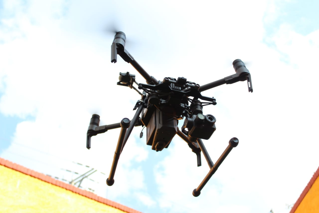 Acusada de abuso de confianza, empresa que vendió drones caros a SSC