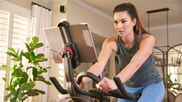 Echelon ejercicio en casa