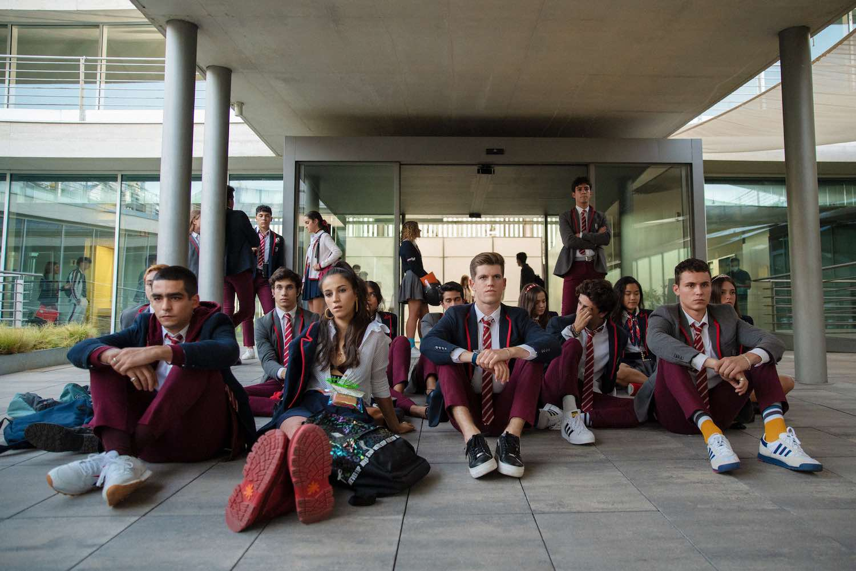 Netflix comparte las primeras imágenes y fecha de estreno de 'Élite' T4