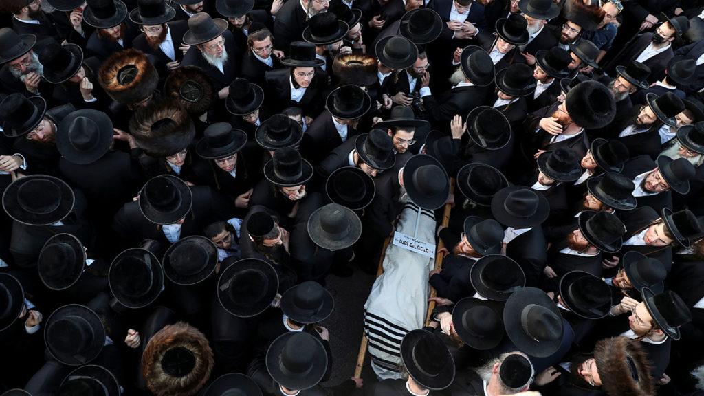 Estampida judios ultraortodoxos 5