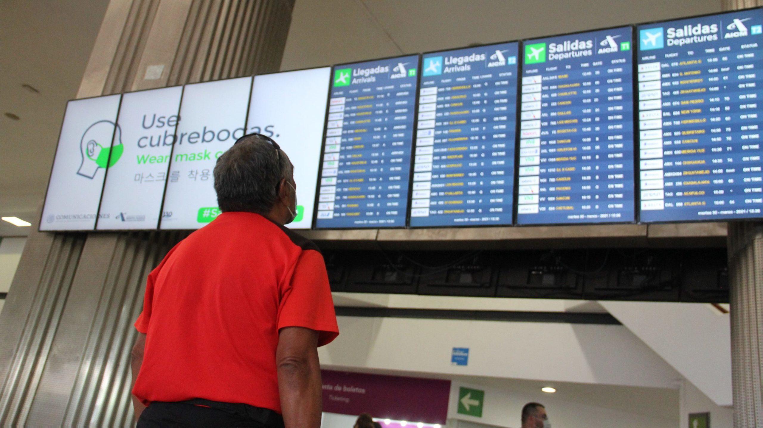 AICM da descuentos a aerolíneas y empresas para sobrevivir a pandemia