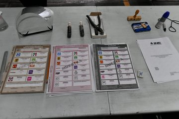 Sin candidatos oficiales, Morena encabeza encuestas en Guerrero y Michoacán