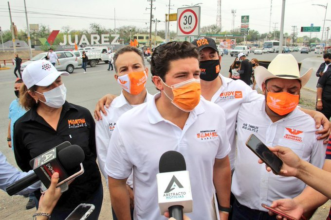 FGR también investiga a Samuel García, por presunto uso de dinero ilícito en su campaña