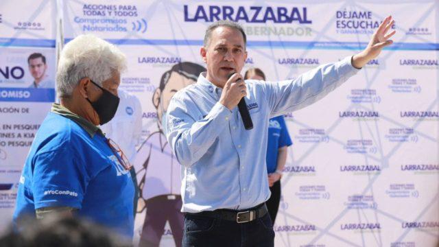 Nadie quería ser candidato del PAN en Nuevo León por miedo a la UIF y al gobierno represor: Fernando Larrazábal