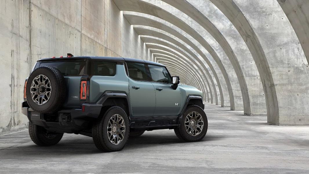 GM anuncia la versión eléctrica de la Hummer