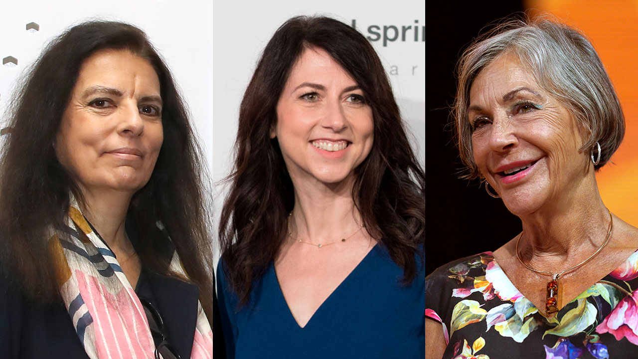 Millonarios 2021: Las 10 mujeres más adineradas del mundo en 2021