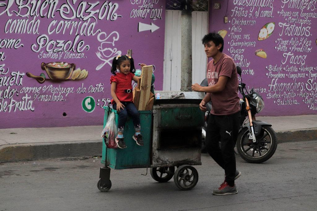 NIños Coronavirus Emergency In Mexico City
