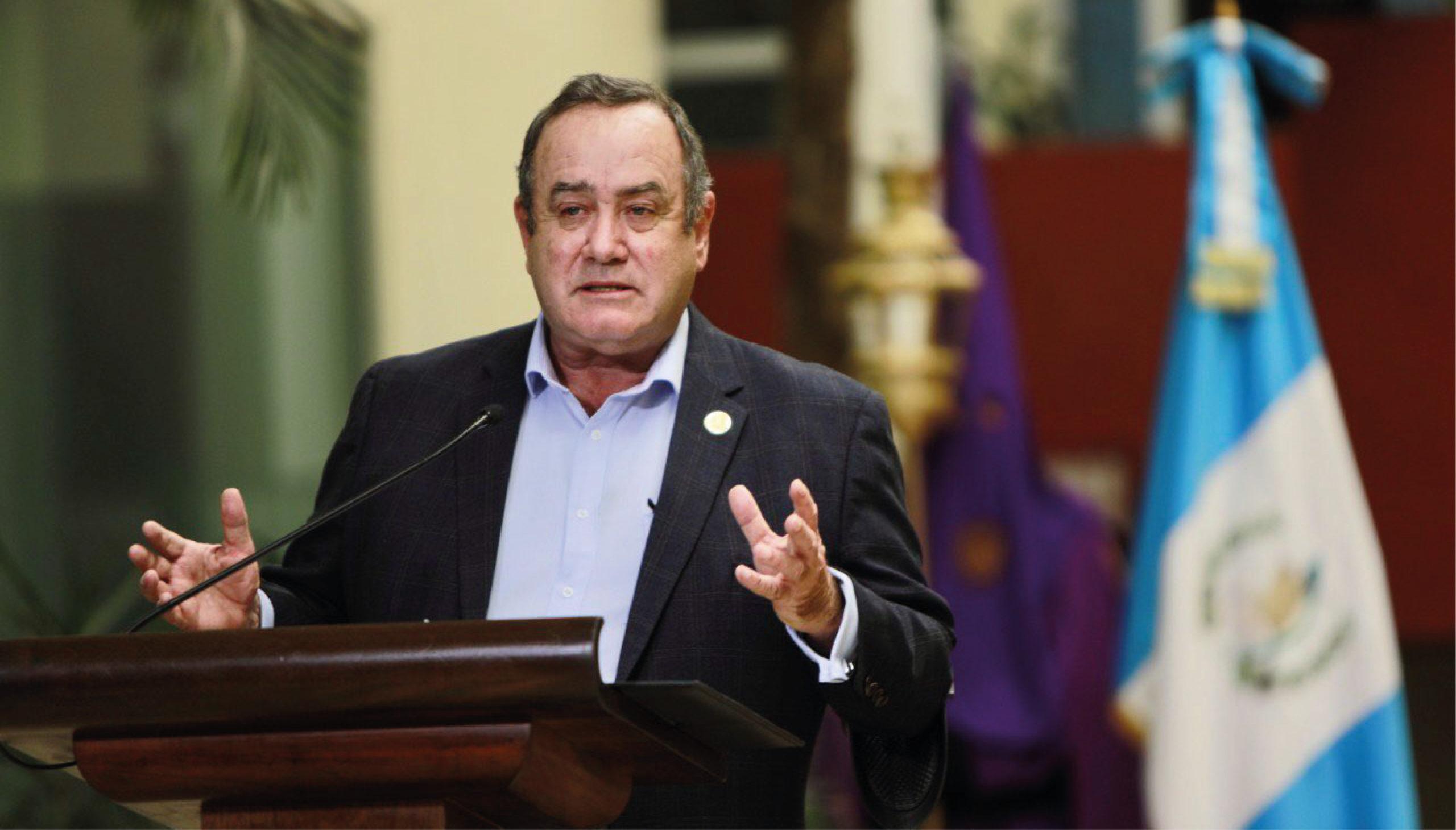 AMLO recibirá la próxima semana a presidente de Guatemala