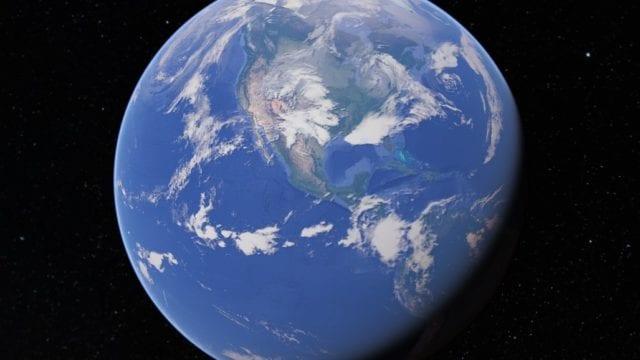 Google Earth ahora te dejará ver cómo ha cambiado la Tierra en 34 años