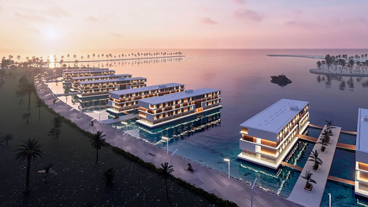 Qatar construye 16 hoteles flotantes para asistentes rumbo al Mundial 2022