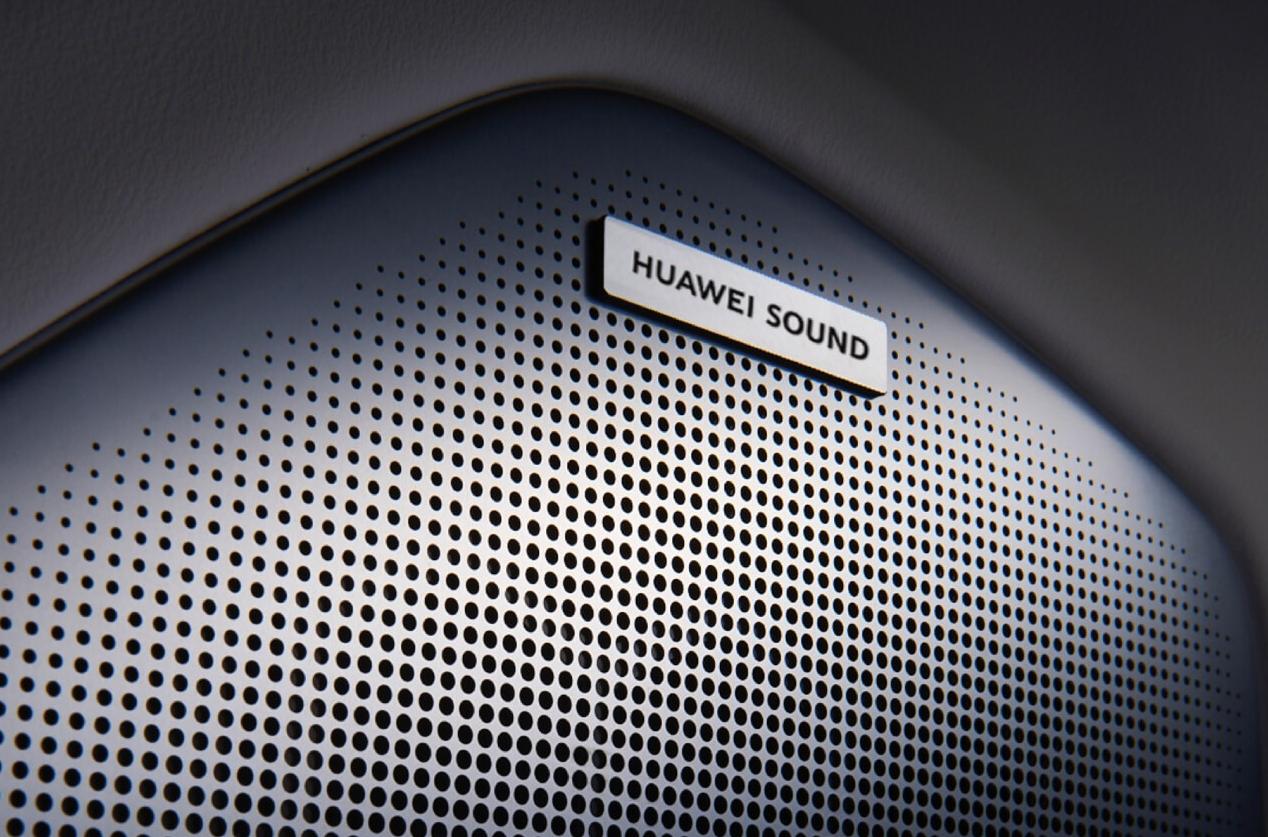 Huawei eléctrica SF5 SUV