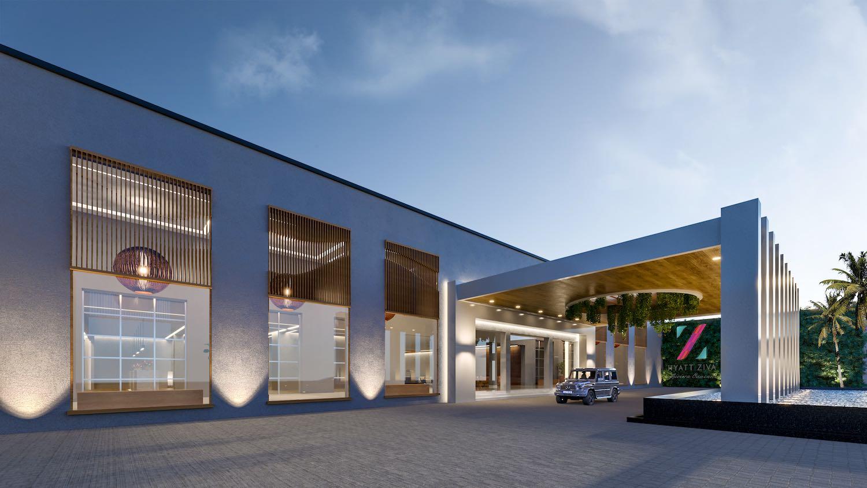Hyatt Ziva, el resort todo incluido llega a Cancún este 2021