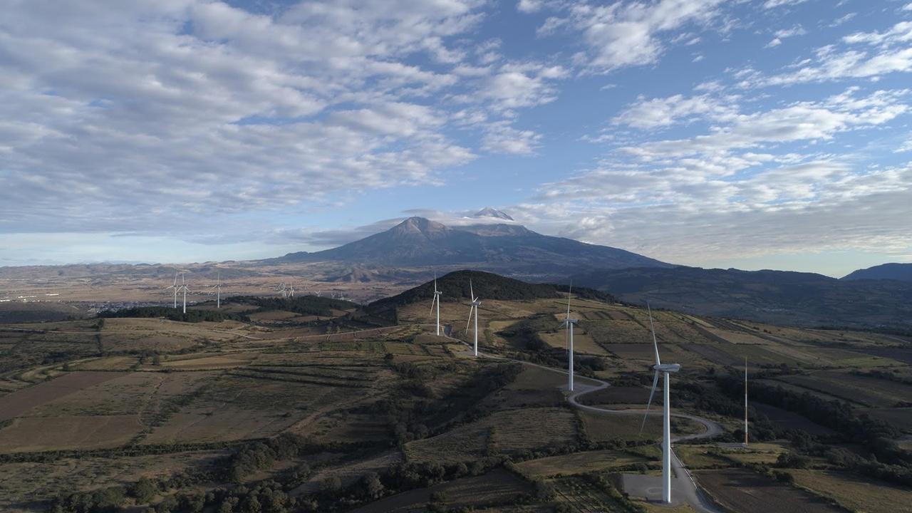 Iberdrola México: confianza en el suministro eléctrico
