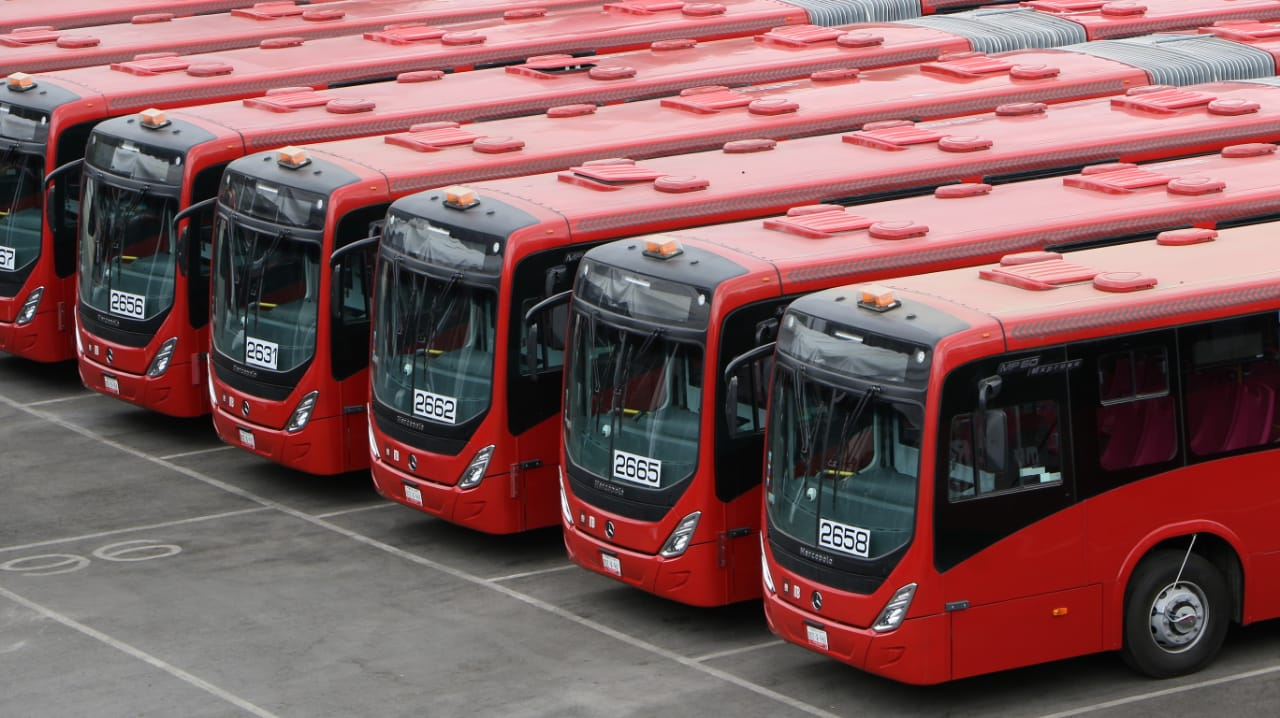 Línea 5 del Metrobús cruzará toda la Ciudad de México en hora y media