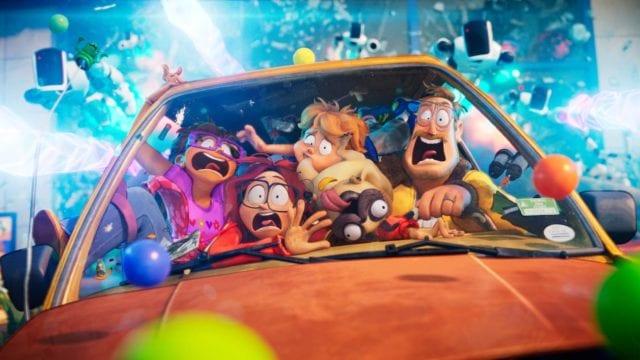 Día del Niño estrenos Netflix Disney