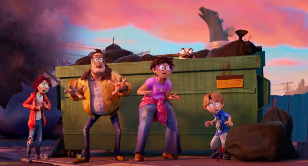 Día del niño estrenos Disney+ Netflix