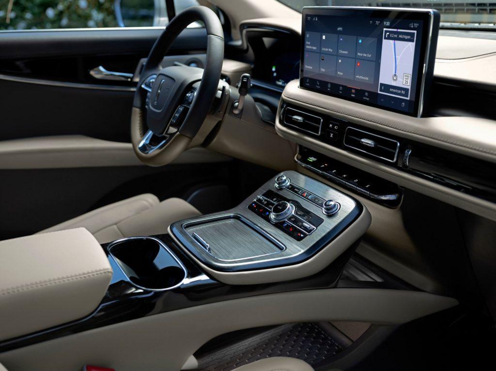 Lincoln SUV de lujo