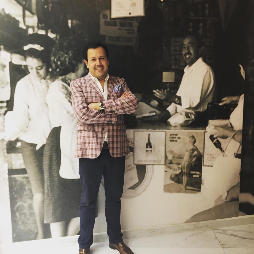 Luis Gascón, director de ecommerce en Bodegas Alianza.