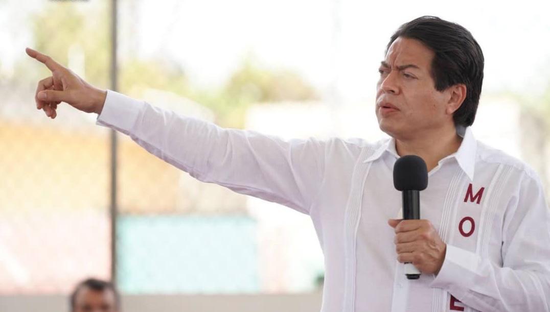 Combatiremos al PRIAN que busca detener a Morena con instituciones electorales: Delgado