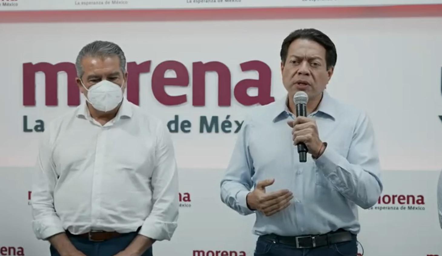 Alfredo Ramírez Bedolla, nuevo candidato de Morena a Michoacán