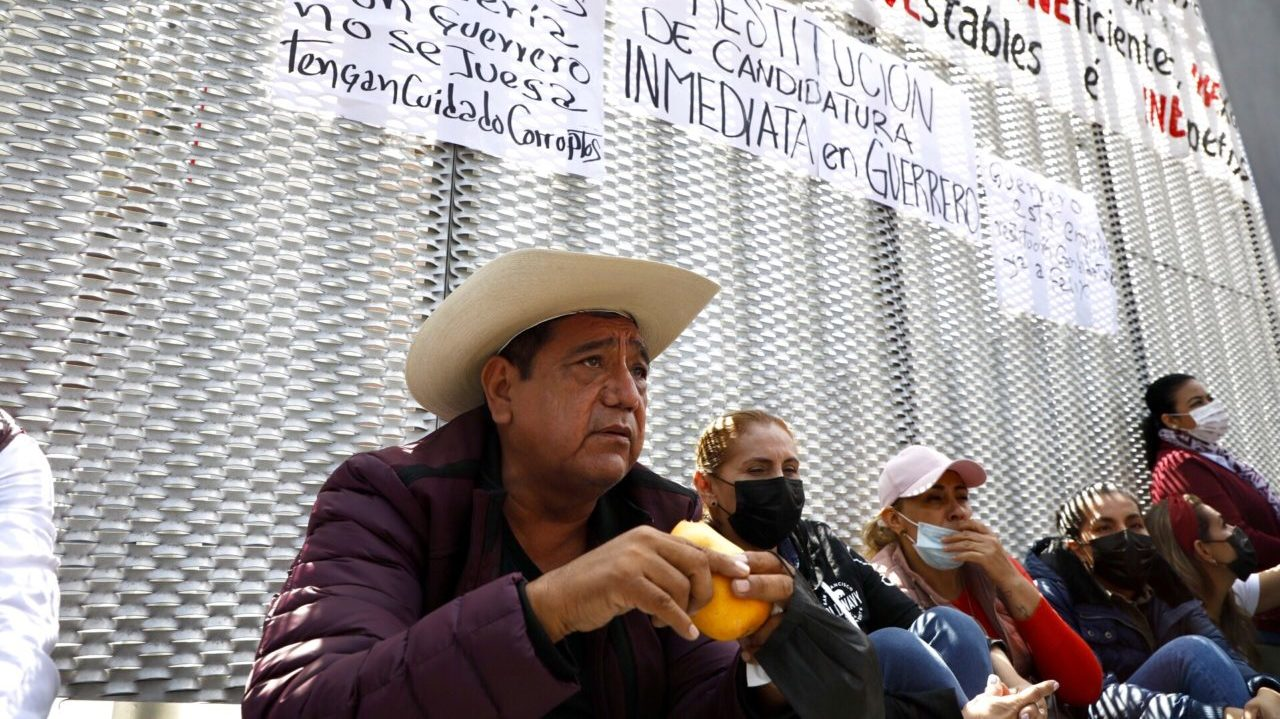 TEPJF busca regresar caso Félix Salgado al INE para valorar retiro de candidatura