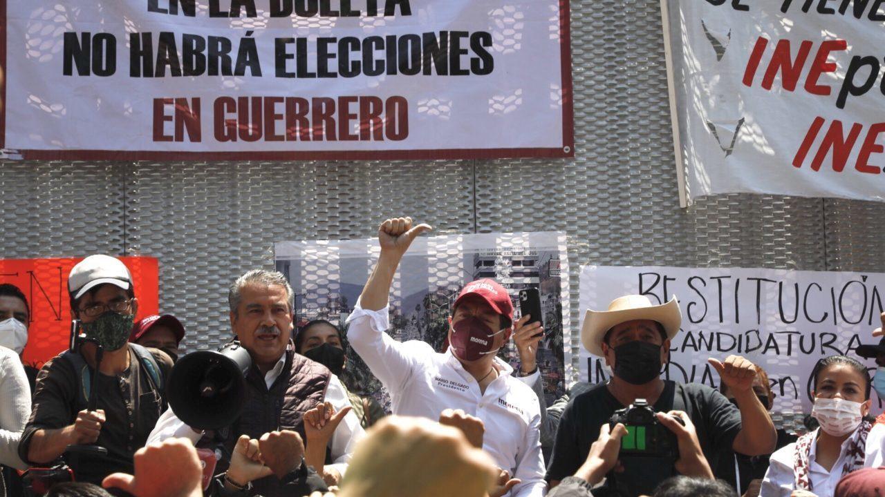 TEPJF regresa al INE caso de Félix Salgado para que determine nueva sanción
