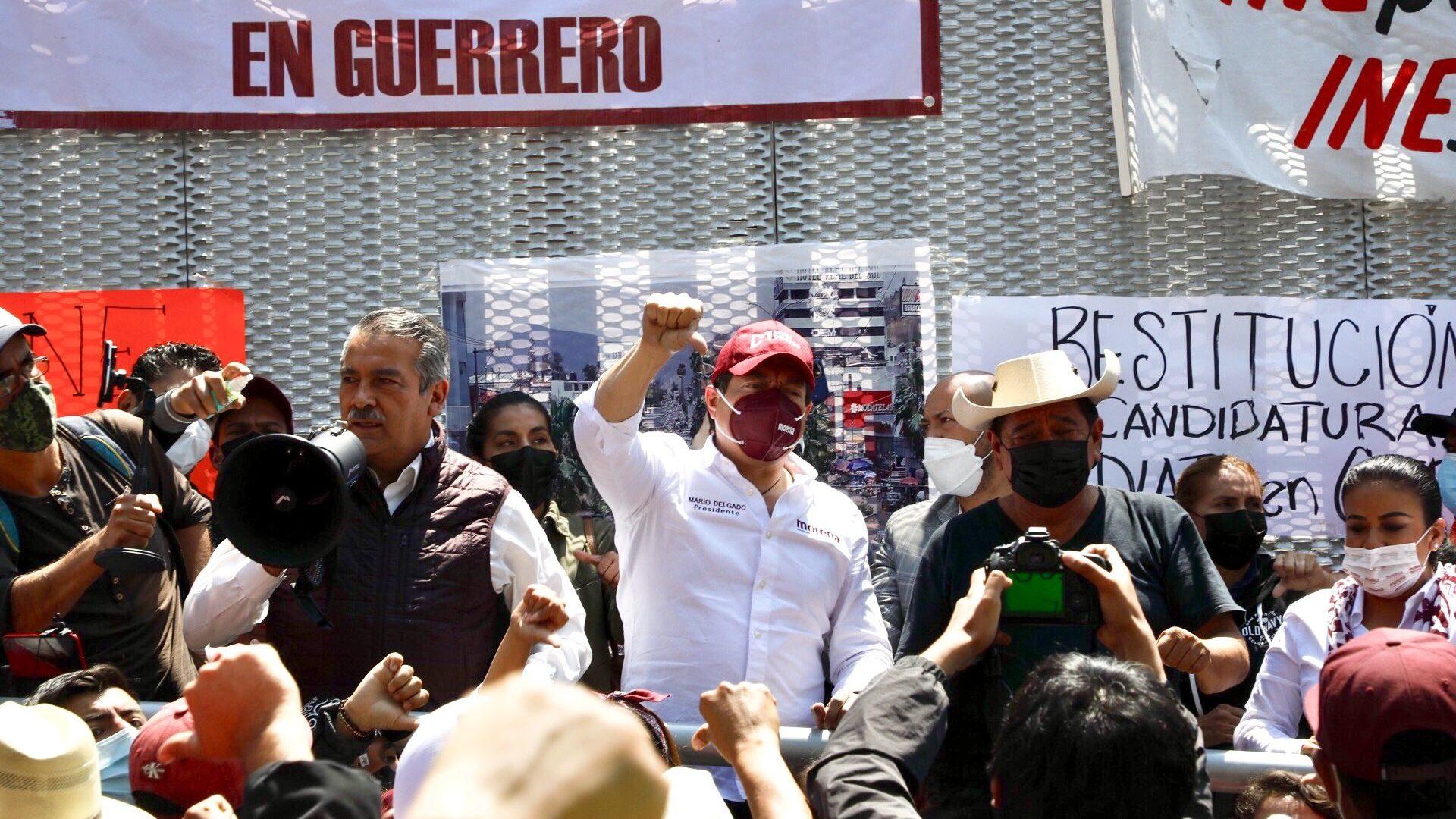 Gobernadores de Morena reprueban fallos de TEPJF contra Salgado y Morón