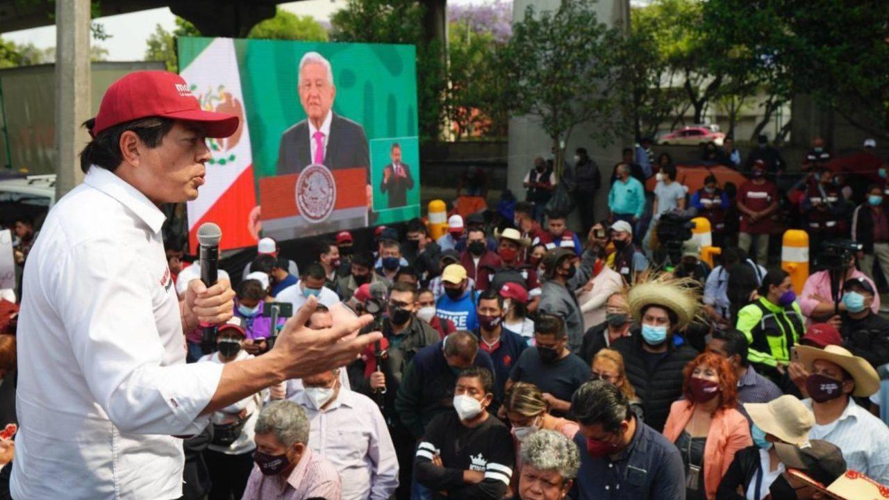 Que Guerrero y Michoacán elijan a sus candidatos, no los consejeros: Delgado