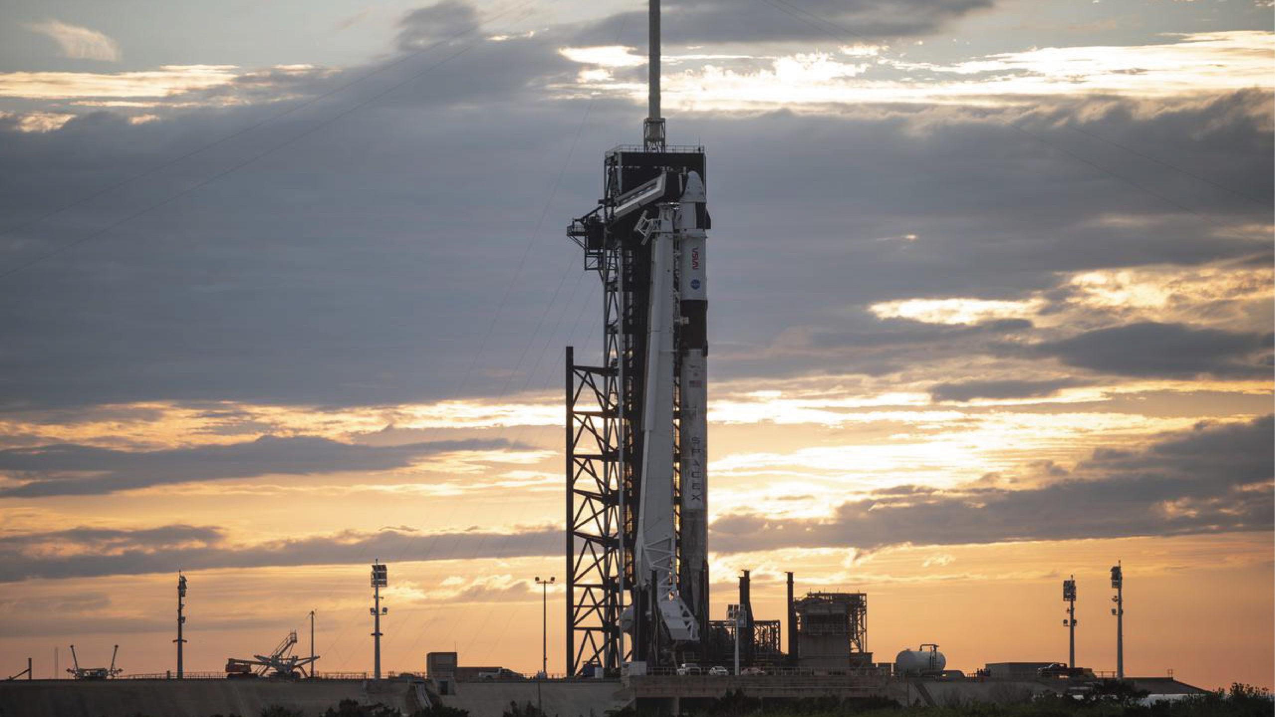 NASA y SpaceX confirman lanzamiento espacial este jueves