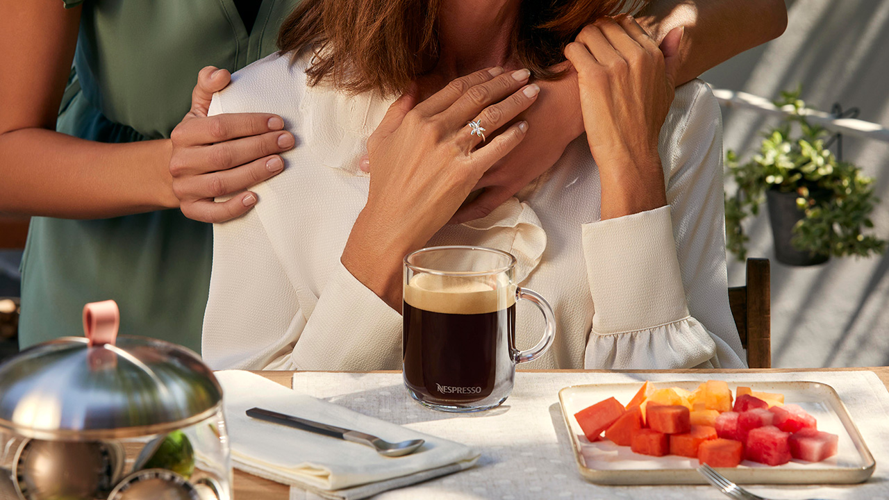 Idea brillante: la joya que Nespresso y Tane regalan este día de las madres