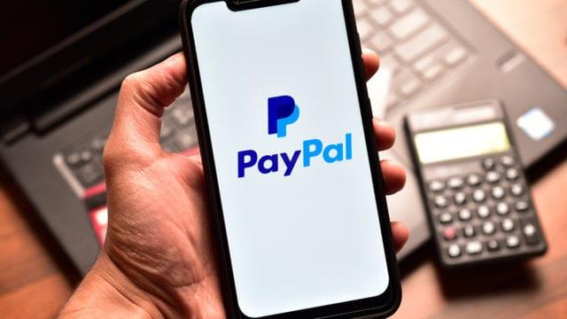 PAYPAL, negocio, venta online