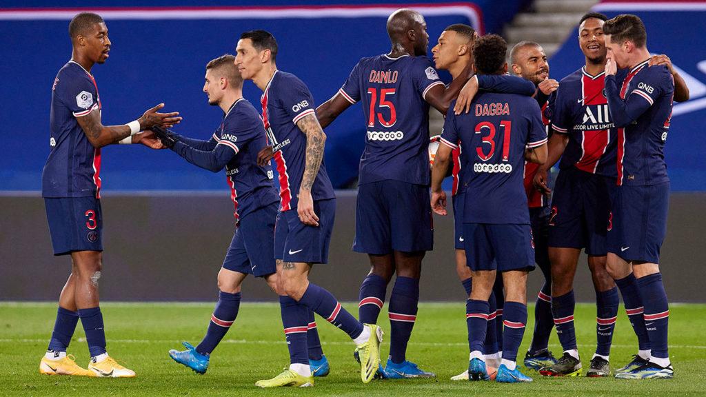 Paris Saint-Germain futbol