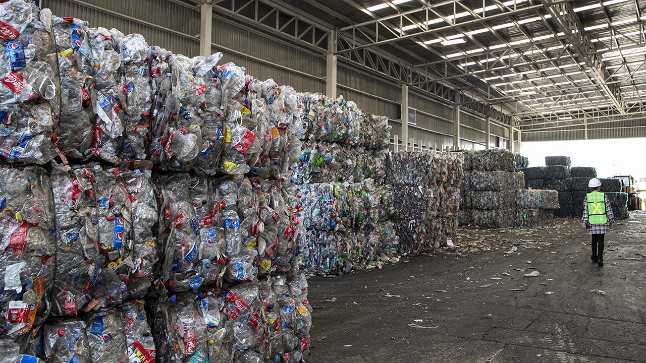 Fotogalería: La recicladora de PET más grande del mundo