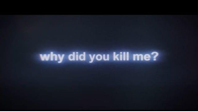 Por qué me mataron
