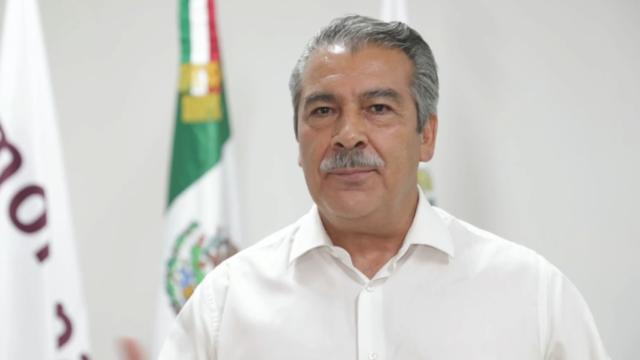 Raúl Morón, alcalde de Morelia. Foto: Especial