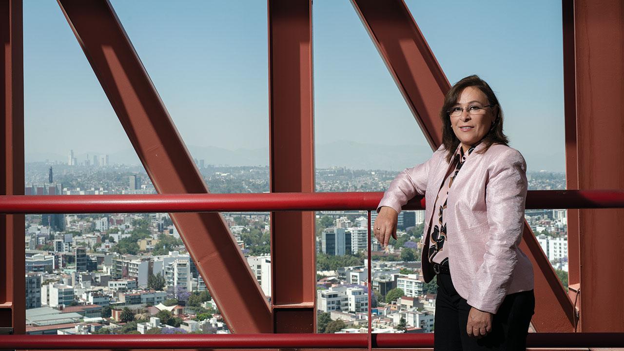 Exclusiva | Rocío Nahle: la seguridad energética está por encima del negocio