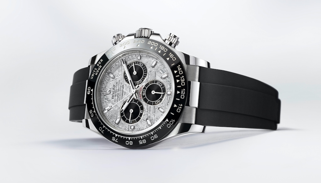 Rolex reloj deportivo