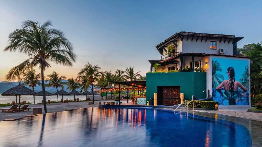Thompson Zihuatanejo: El hotel capaz de arrancar suspiros