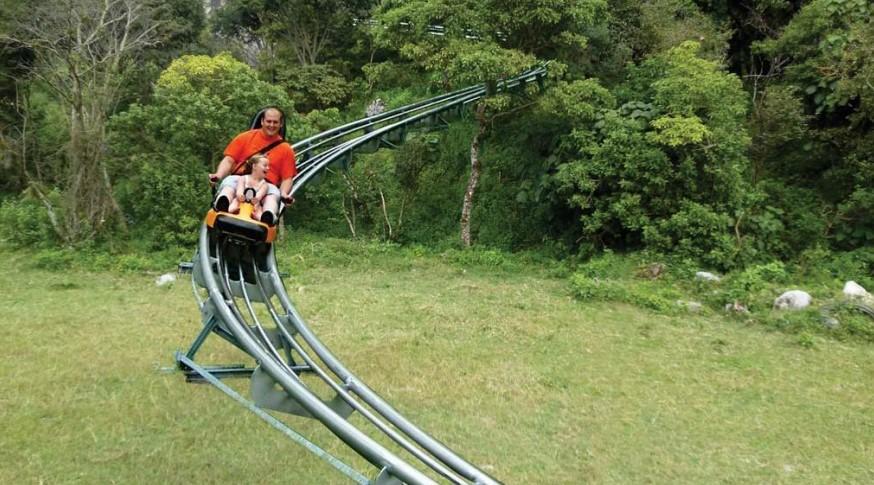 Orizaba construirá un tobogán en la montaña para detonar el turismo ecológico